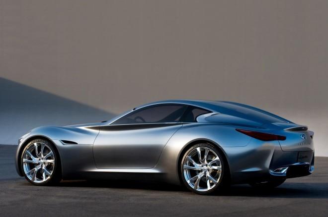 Infiniti Essence Concept Rear Three Quarter1 660x438