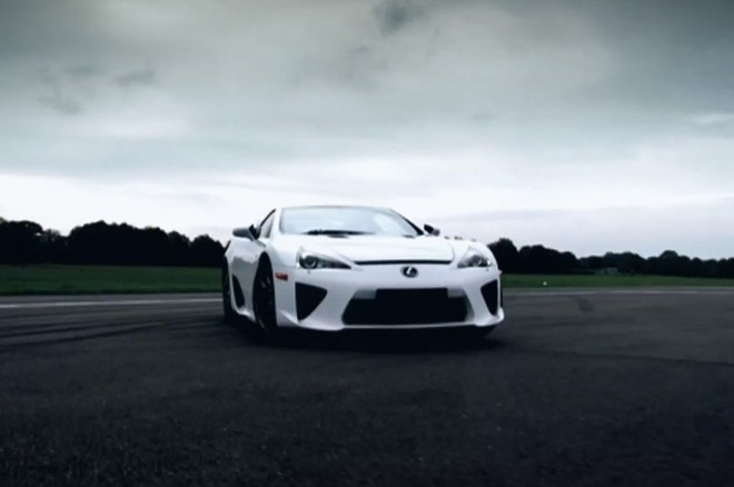 Lexus LFA Front Three Quarter1 660x438
