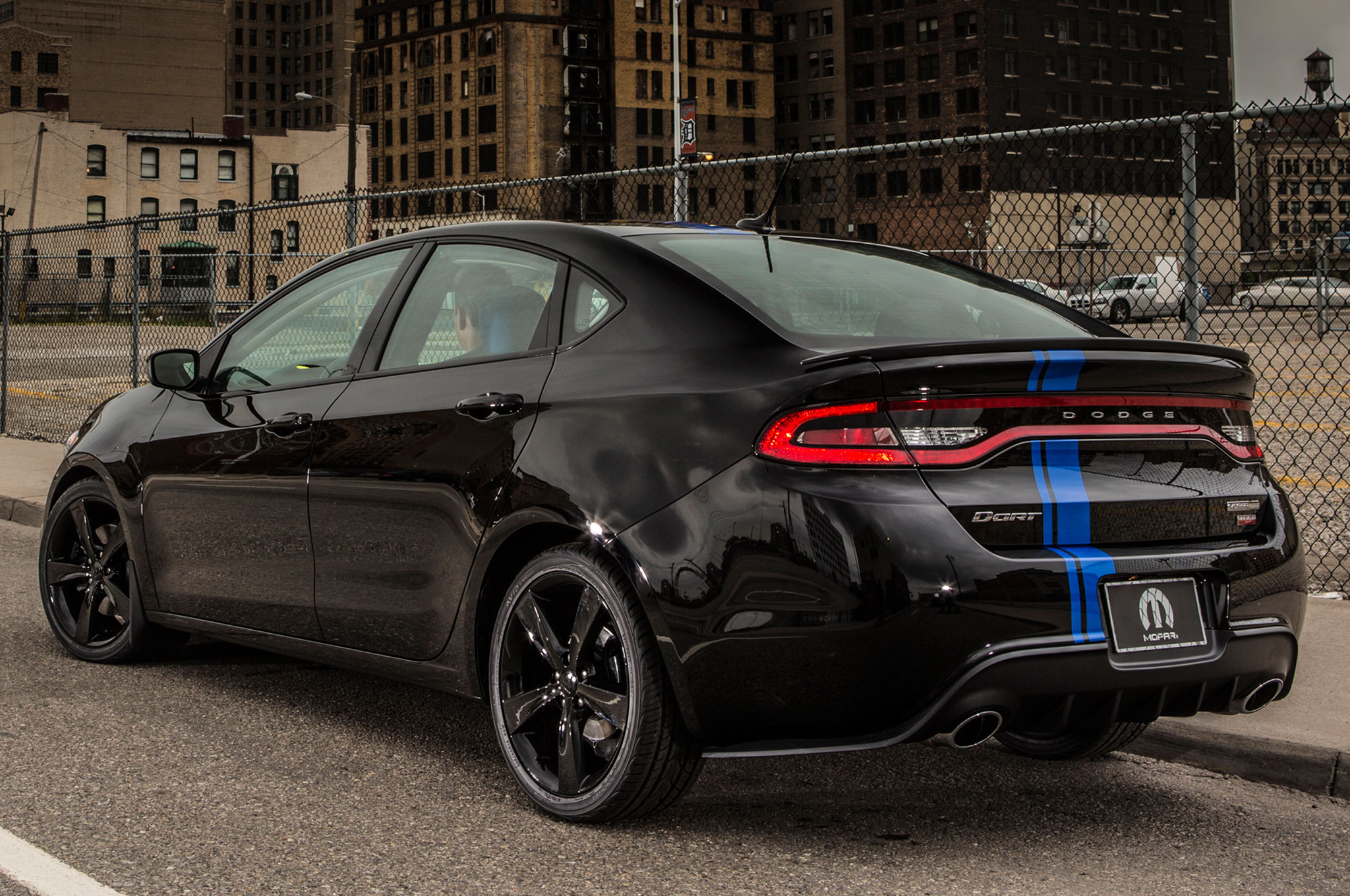 Mopar Modified 2013 Dodge Dart Gets $26 480 MSRP