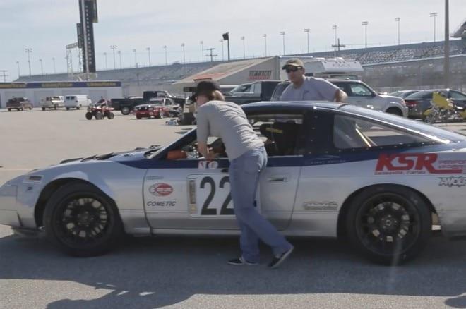 Nissan 240SX Chump Racing On The J Turn Image 31 660x438