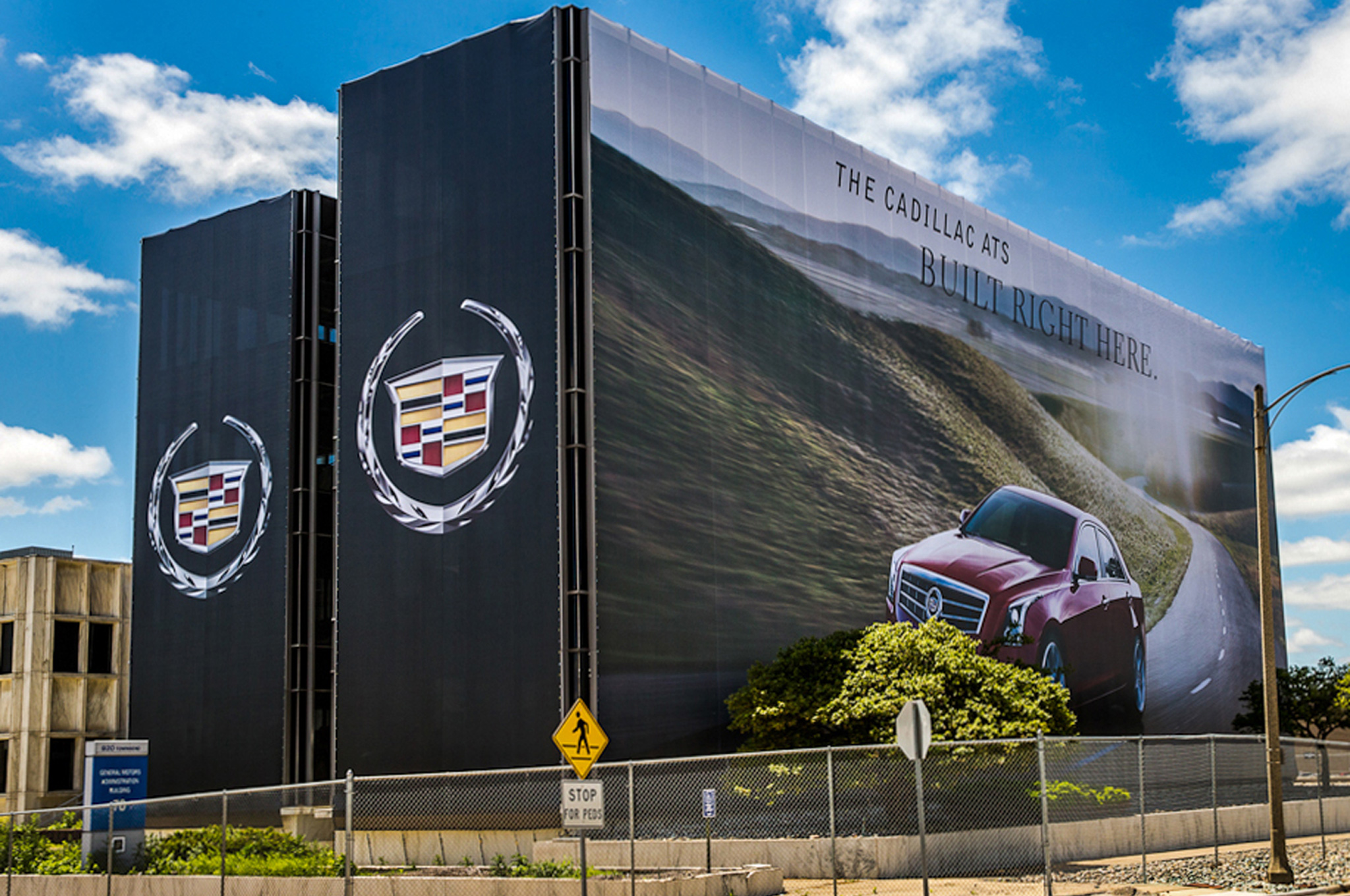Mazda Culver City >> Former Oldsmobile Headquarters Now Serves As Cadillac