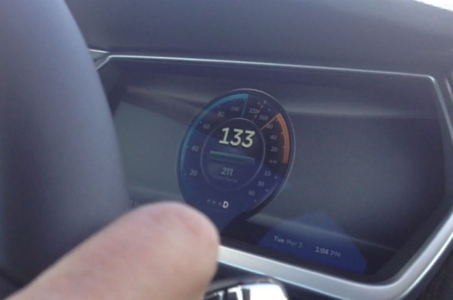 Tesla Model S Signature Performance Hits 133 Mph1 660x438
