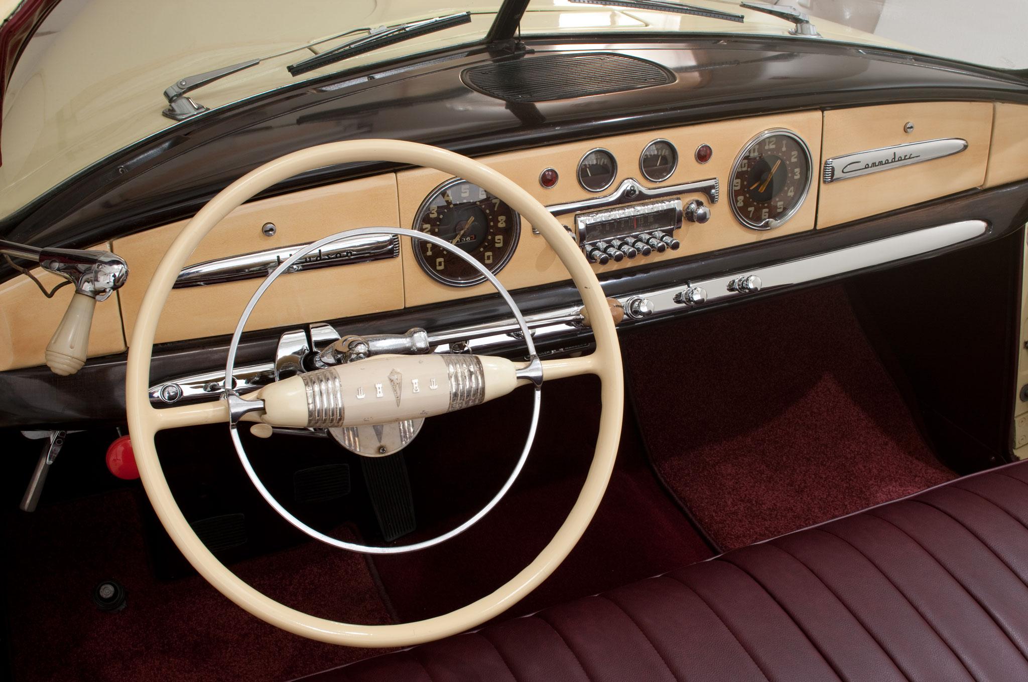 1949 Hudson Commodore Custom convertible | Automobile Magazine