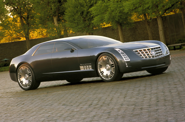 2003 Cadillac Sixteen Front Three Quarters1