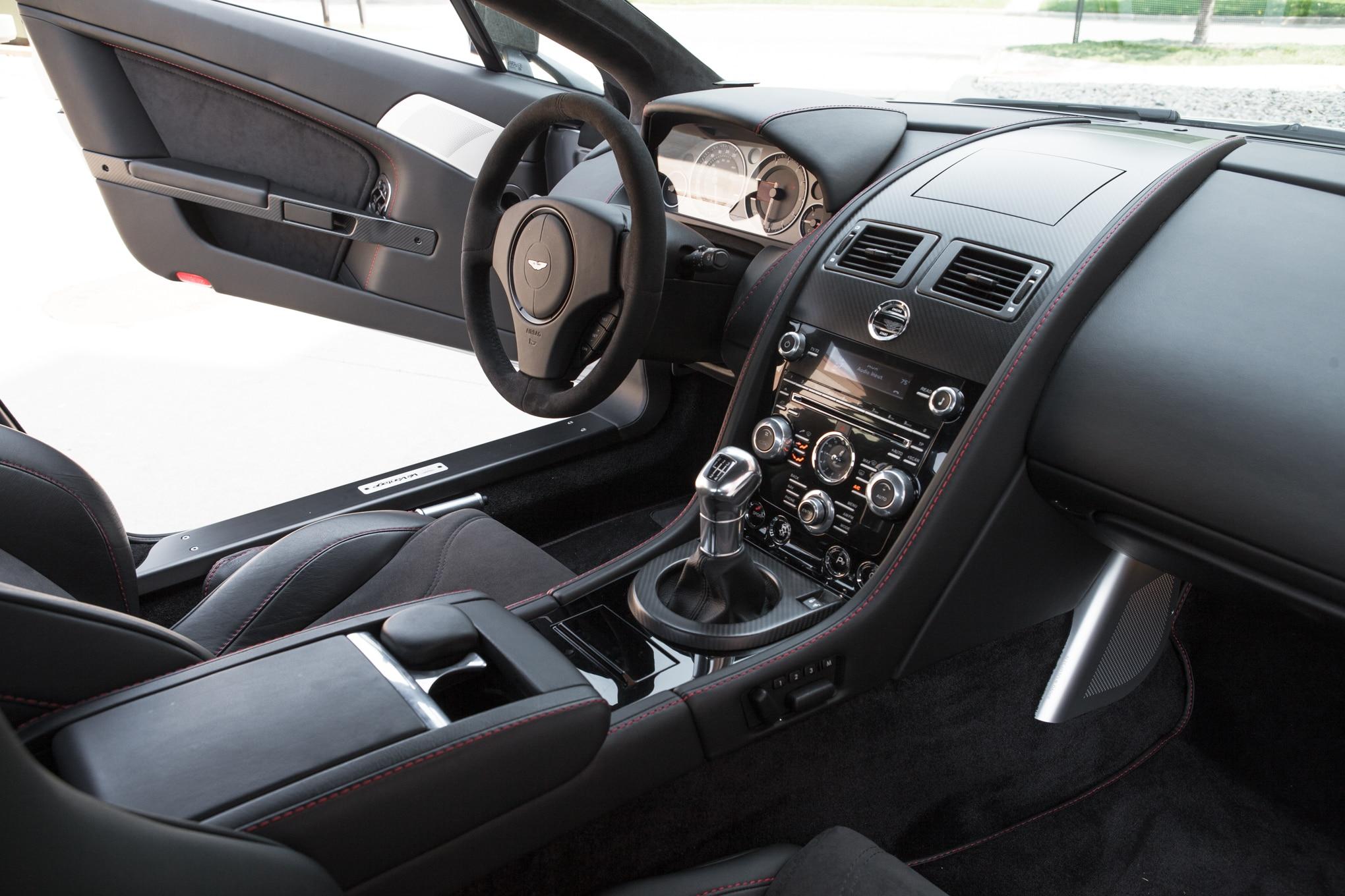 2012 aston martin v12 vantage - editors' notebook - automobile