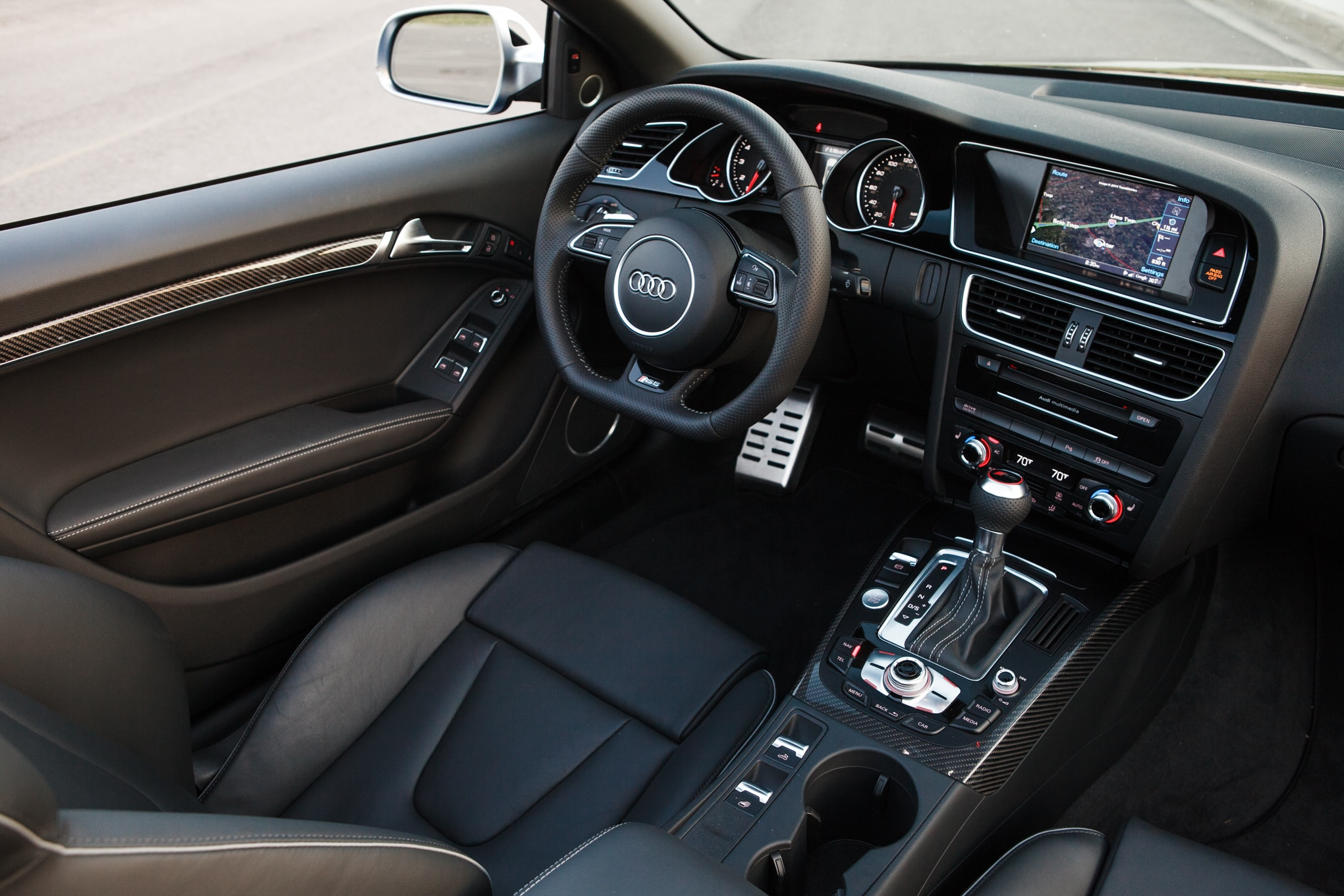 2013 Audi RS5 Cabriolet - Editors\' Notebook - Automobile Magazine