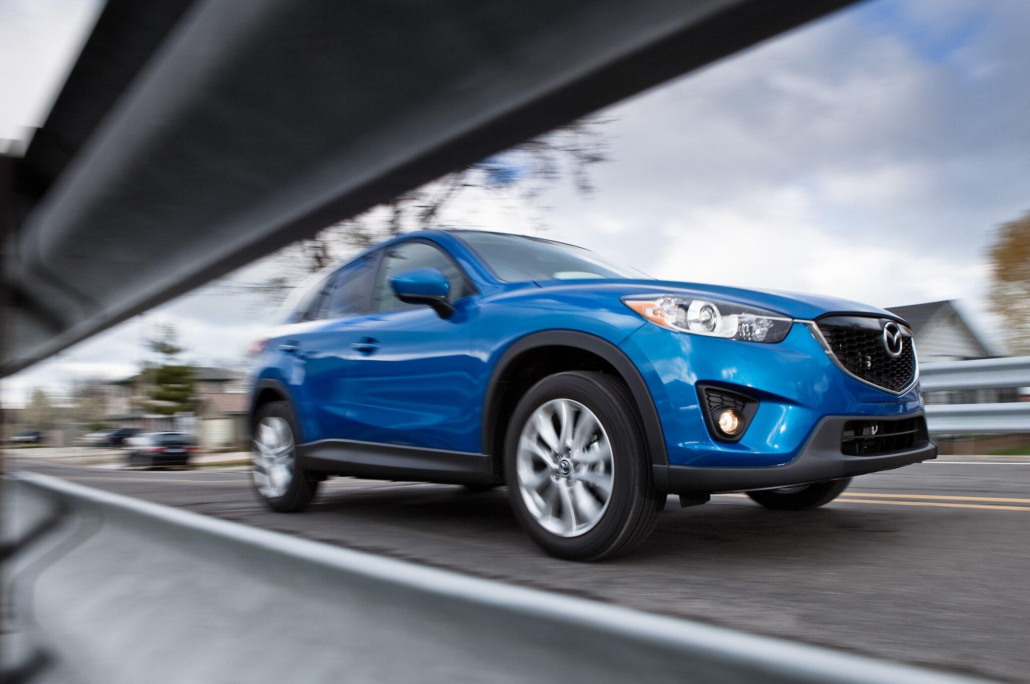 2013 Mazda Cx 5 Grand Touring Four Seasons Wrap Up Automobile Magazine
