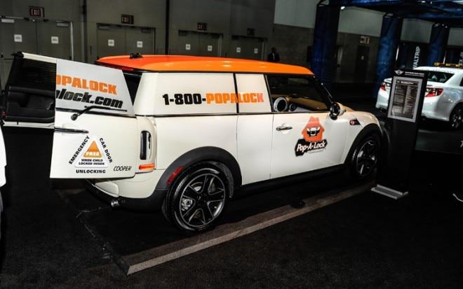 2013 Mini Clubvan Rear Three Quarter View1 660x413