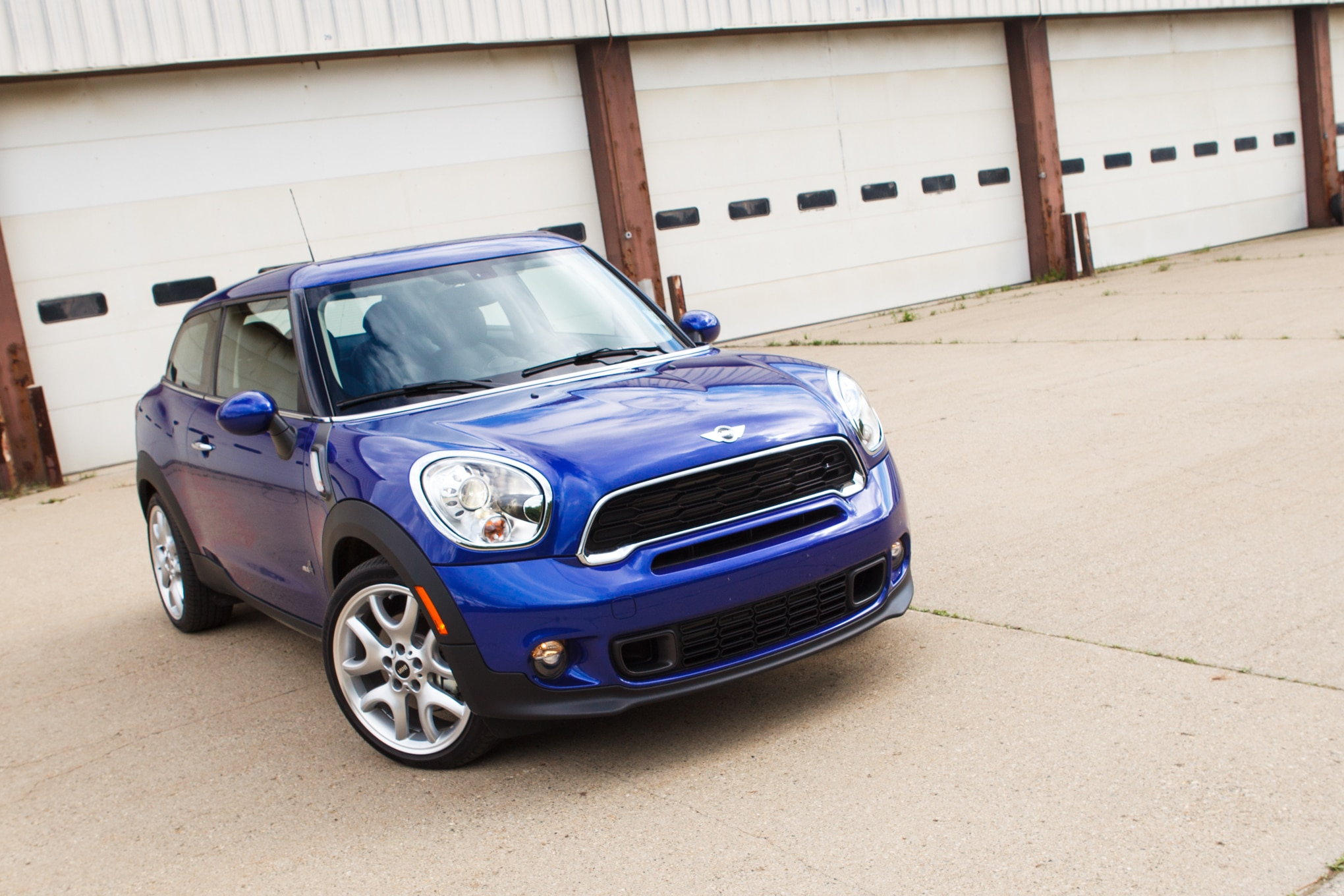 2013 mini cooper s paceman all4 editors 39 notebook. Black Bedroom Furniture Sets. Home Design Ideas
