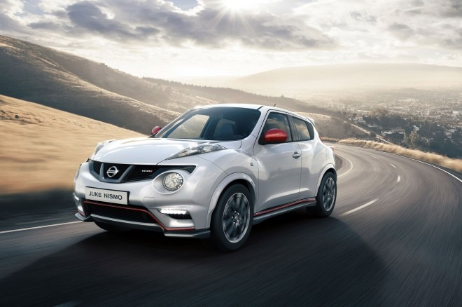 2013 Nissan Juke NISMO Front Left View1 660x438