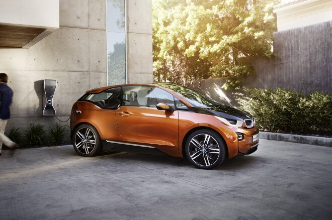 2013 Bmw I3 Concept Coupe Front Three Quarters11 660x438
