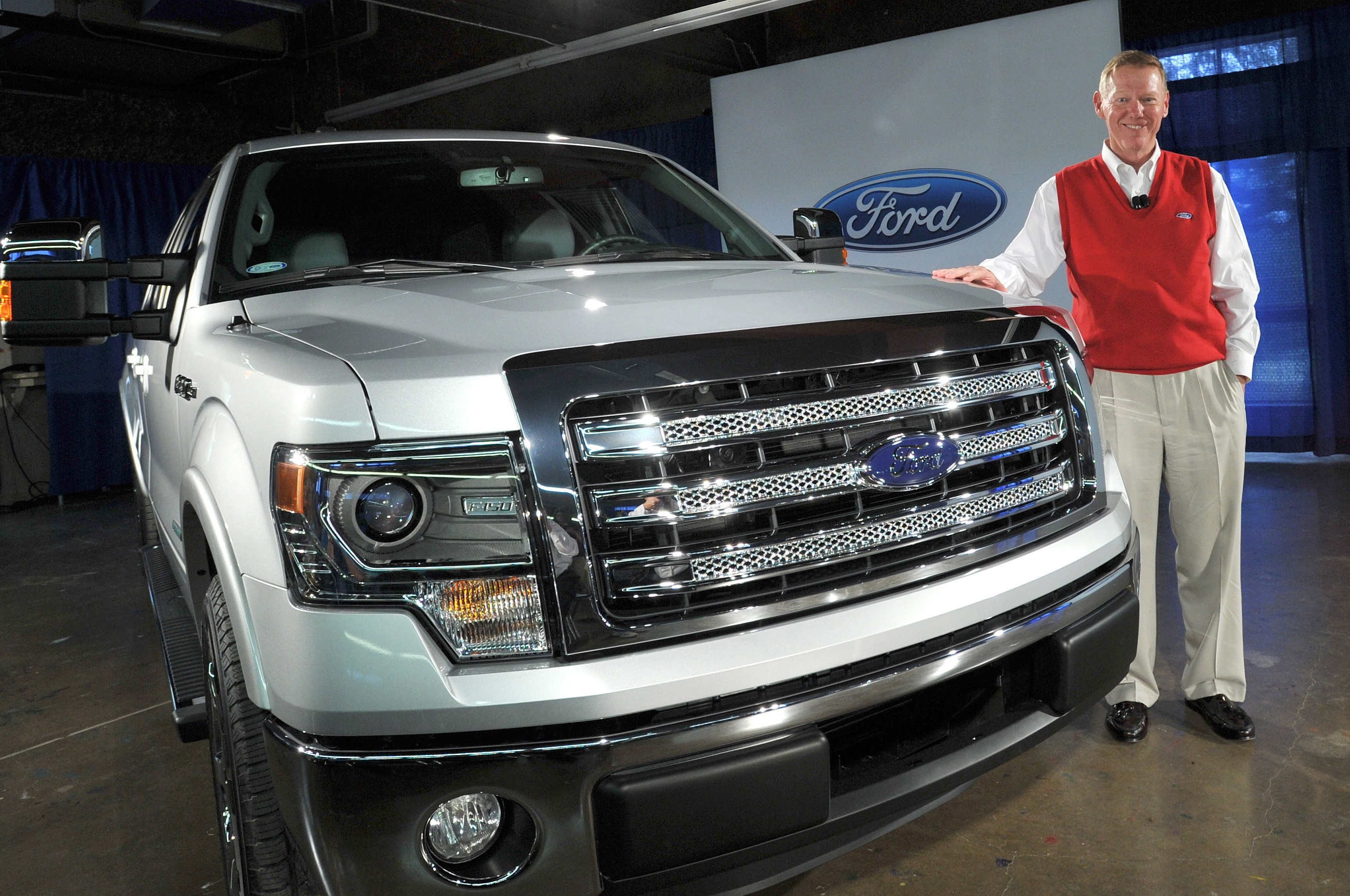 2013 Ford F150 And Mulally1