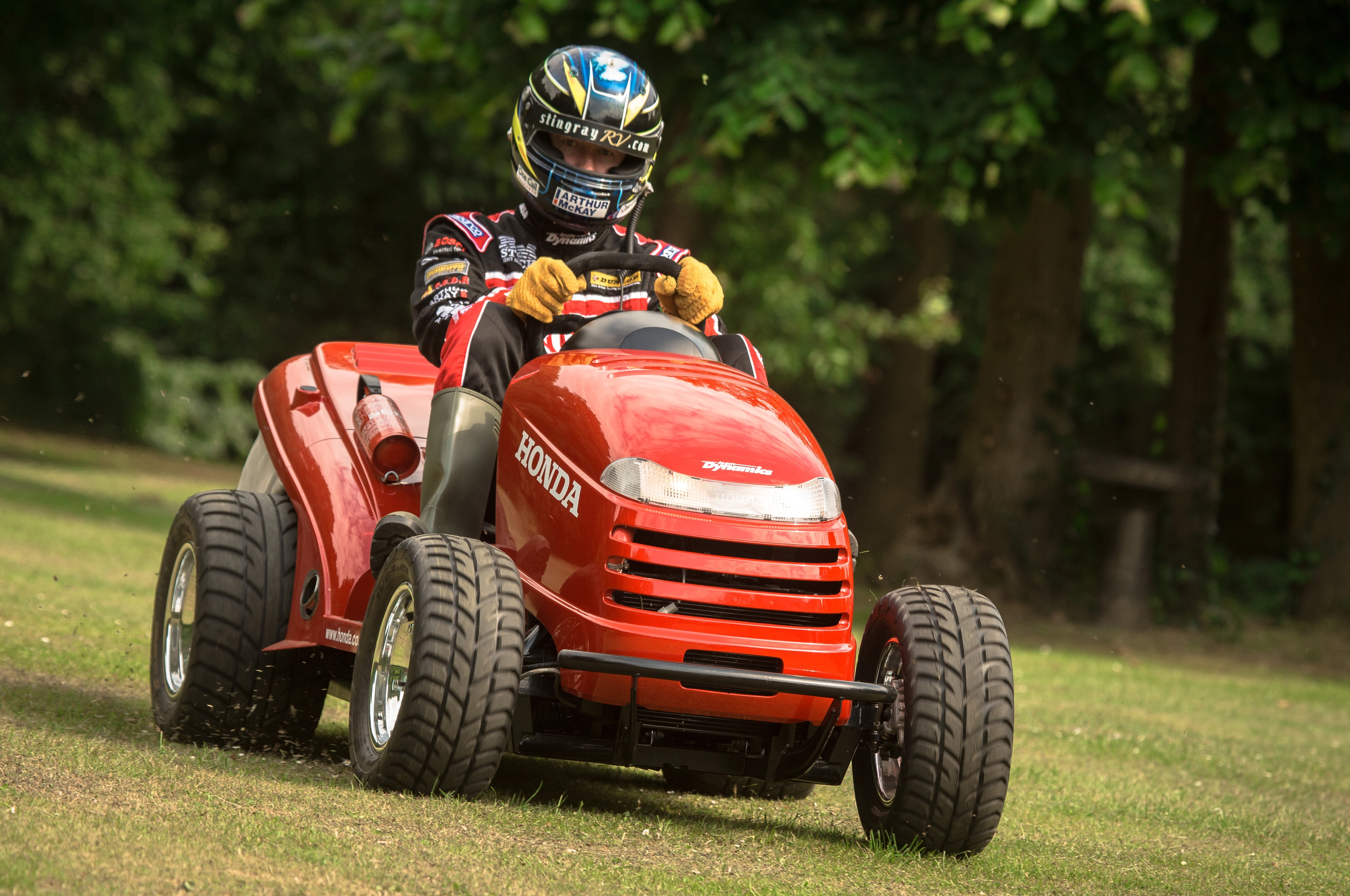 2013 Honda Mean Mower 51