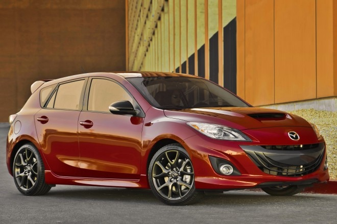 2013 Mazdaspeed 3 Front Three Quarters1 660x438