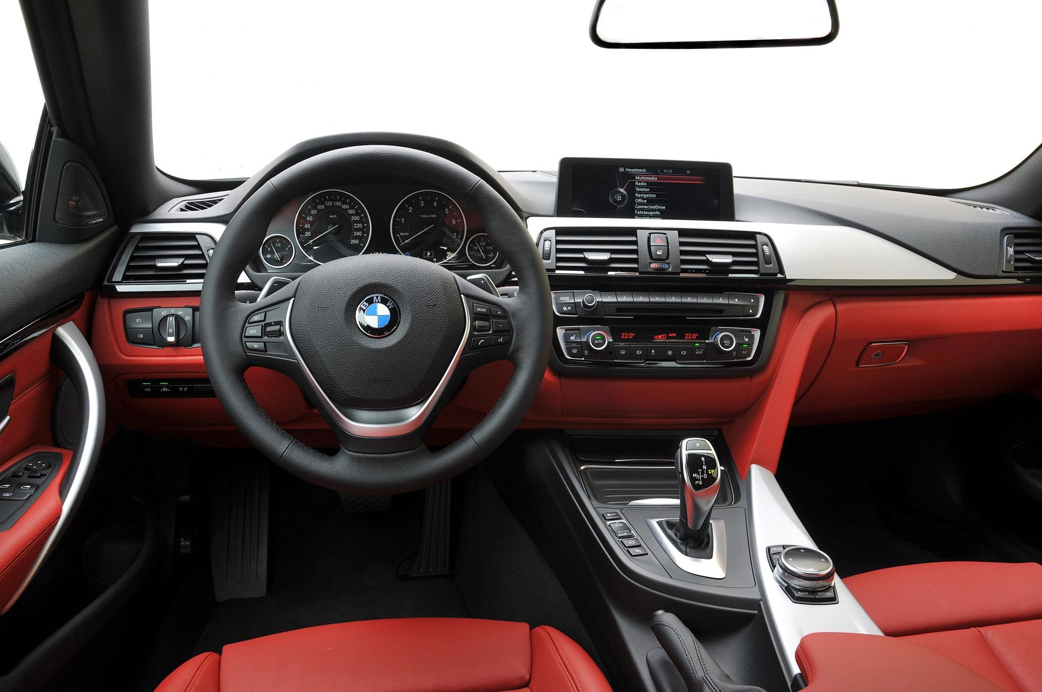 2014 Bmw 435i First Drive Automobile Magazine