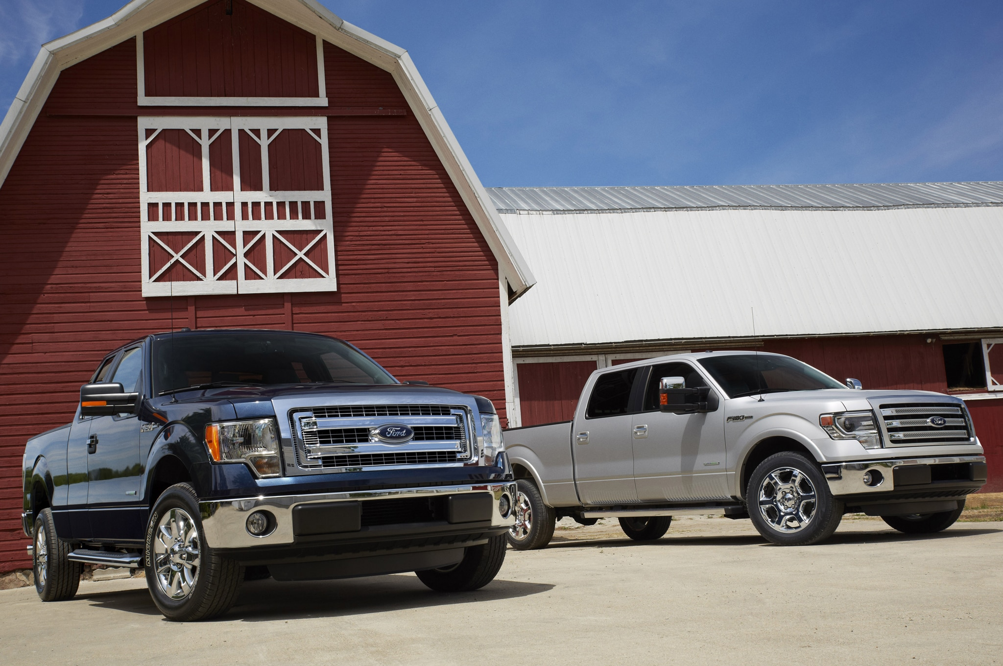 2014 Ford F 150 Pair21