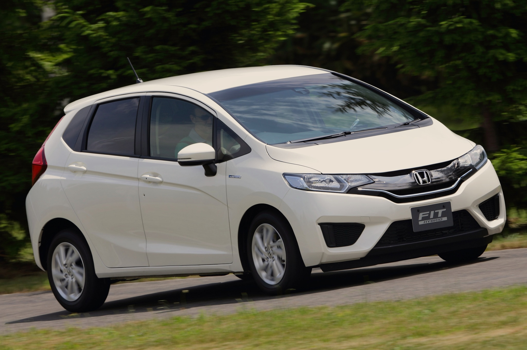 next generation 2015 honda fit revealed. Black Bedroom Furniture Sets. Home Design Ideas