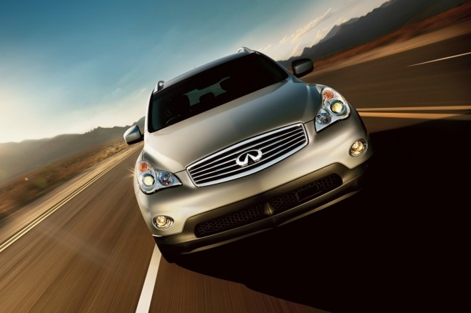 2014 Infiniti QX50 Front End 11 660x438