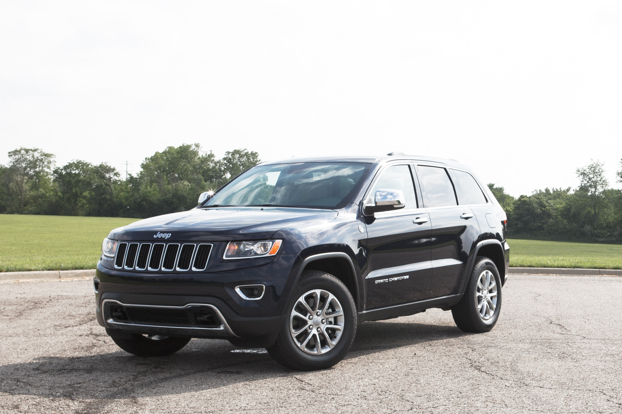 2014 Jeep Grand Cherokee Limited 4x4 Editors Notebook