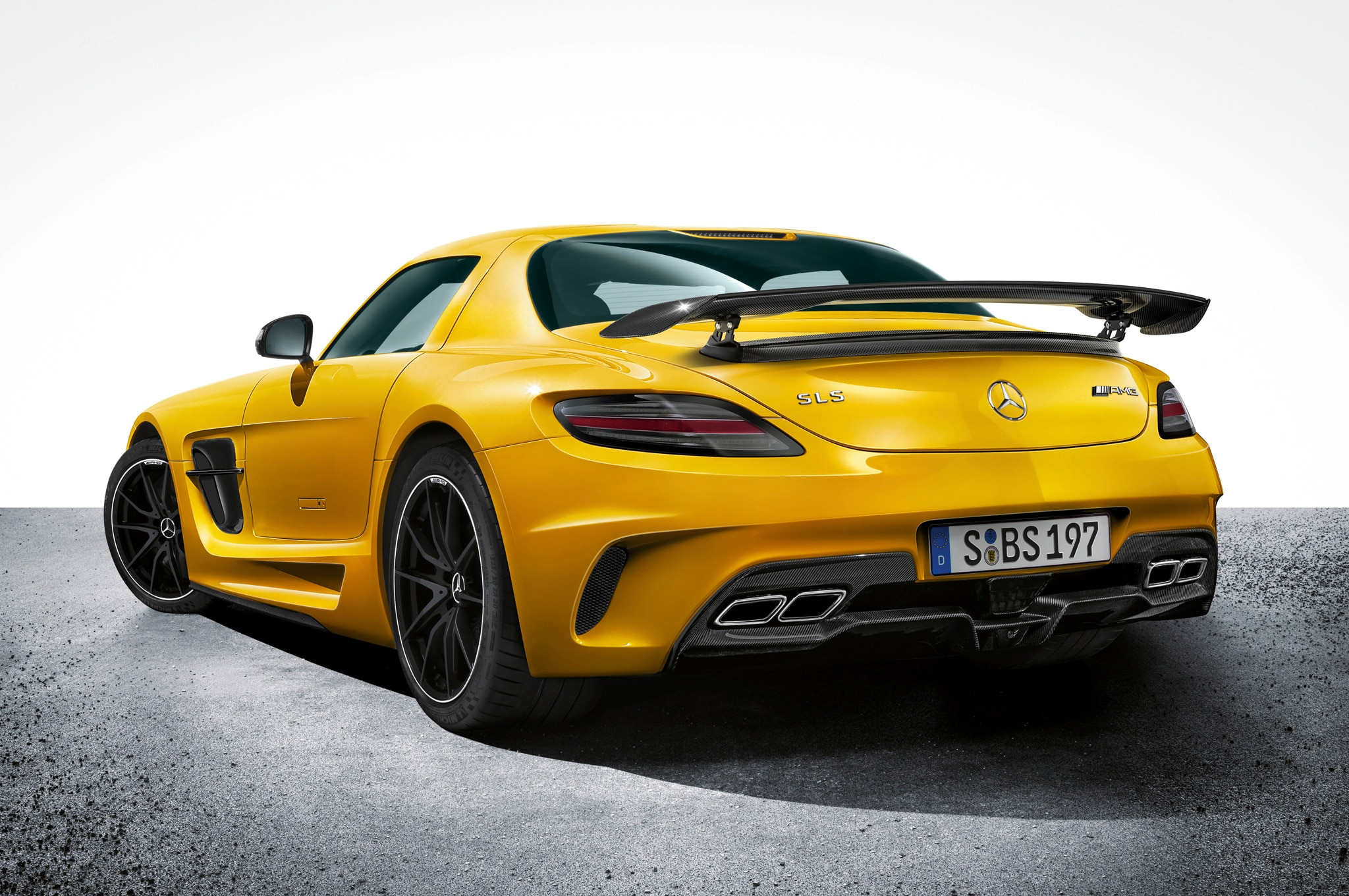 priced 2014 mercedes sls amg black series c63 amg