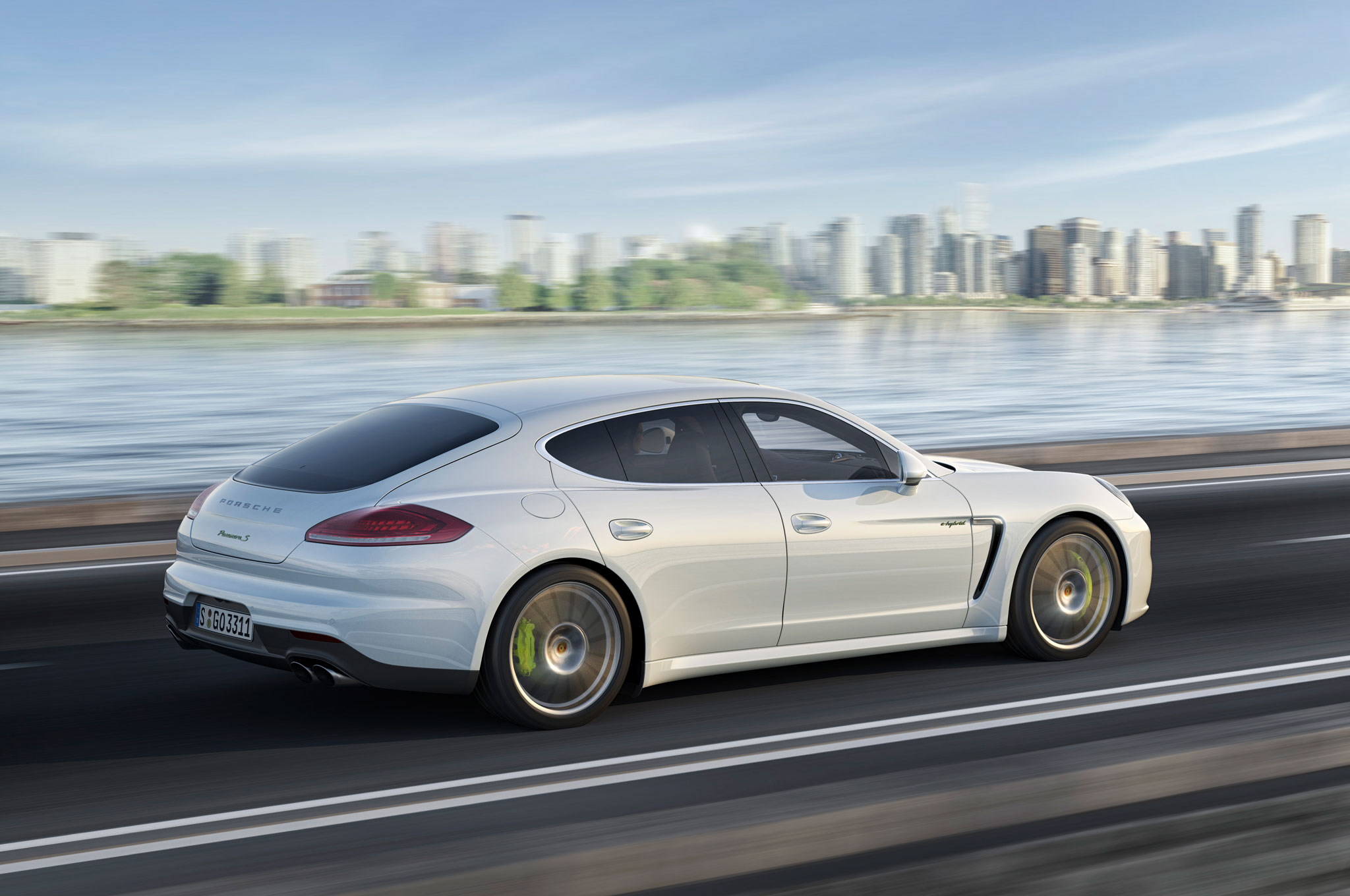 2014 Porsche Panamera First Drive  Automobile Magazine