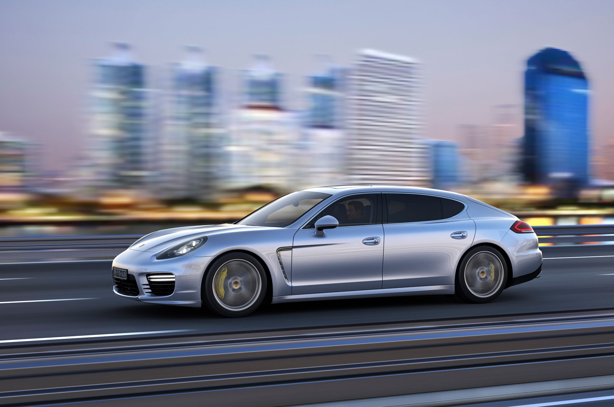 2014 porsche panamera first drive automobile magazine continual improvement the remaining changes for the 2014 porsche panamera sciox Gallery