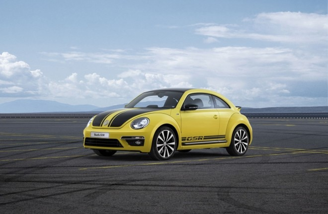 2014 Volkswagen Beetle GSR Front Three Quarter 31 660x431