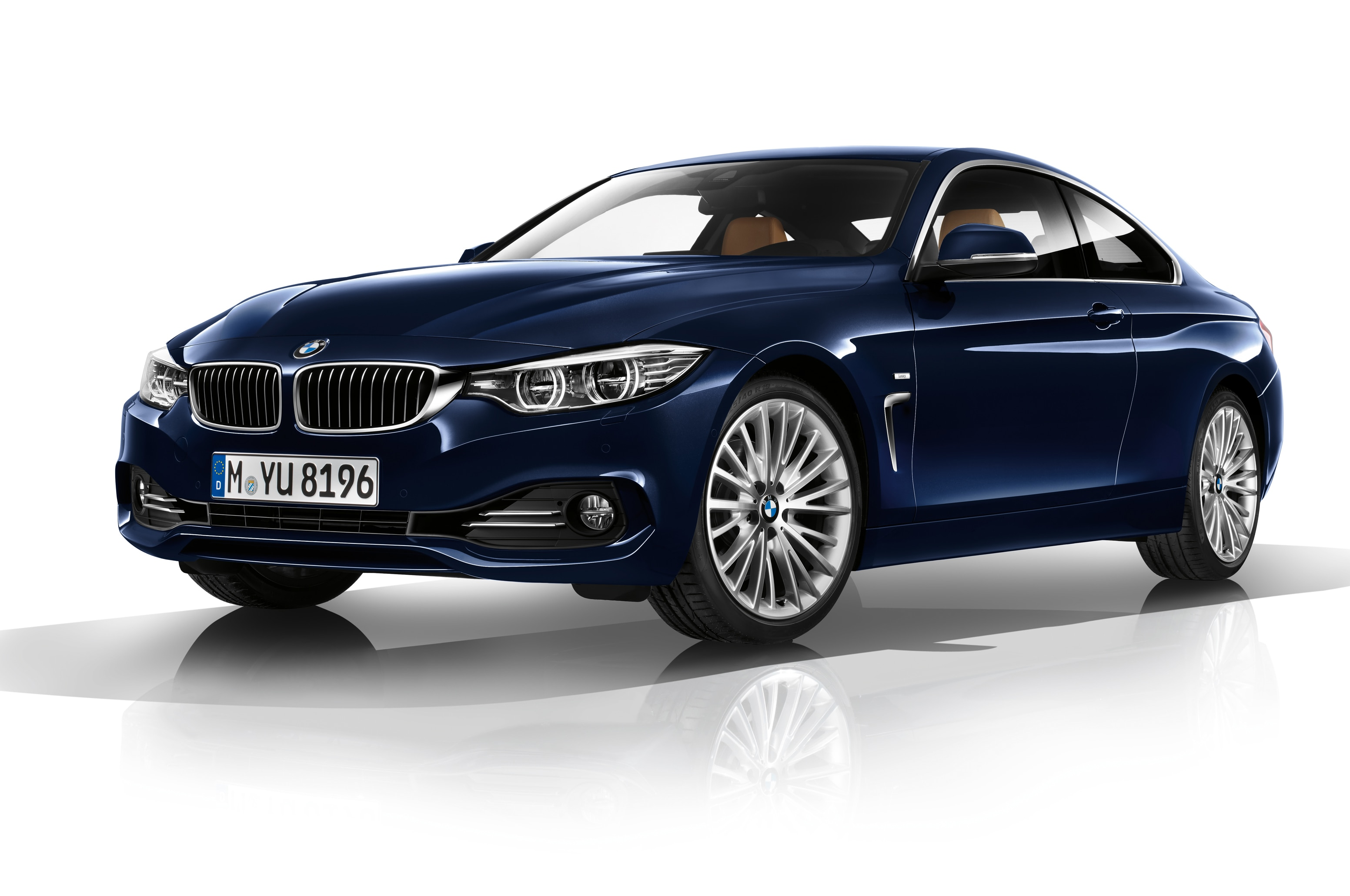 2014 Bmw 4 Series Front Three Quarters 21