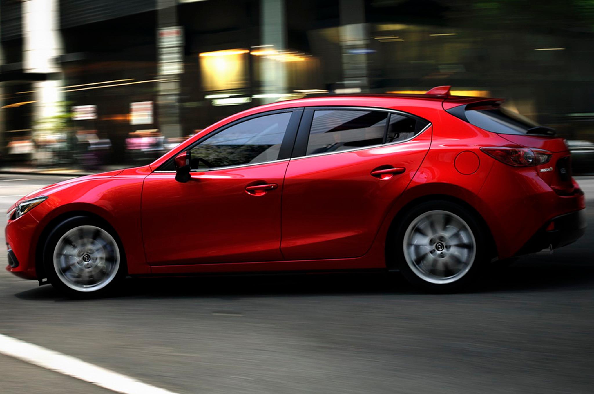 2014 Mazda 3 Profile1