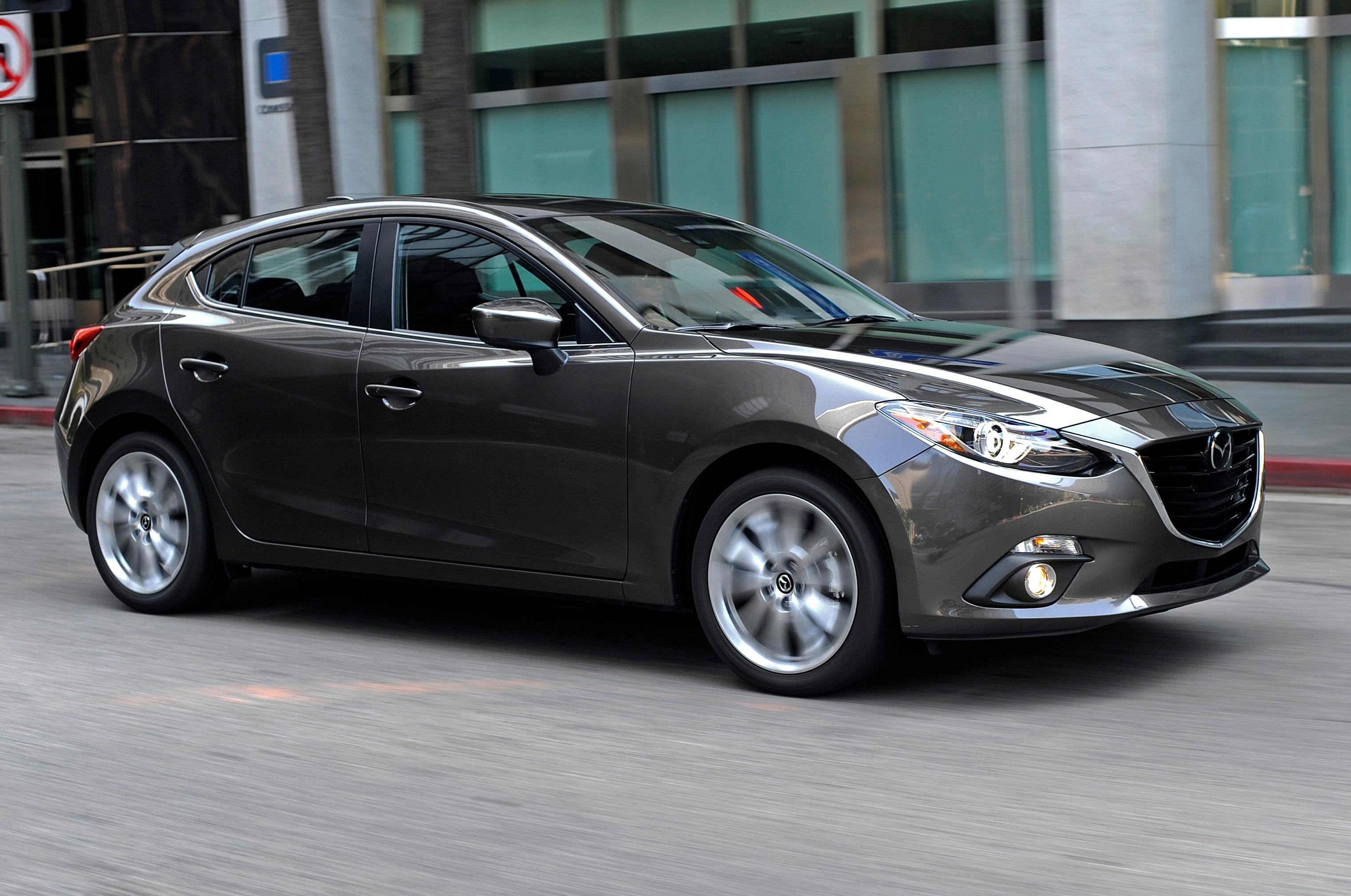 2014 Mazda 3 Profile12