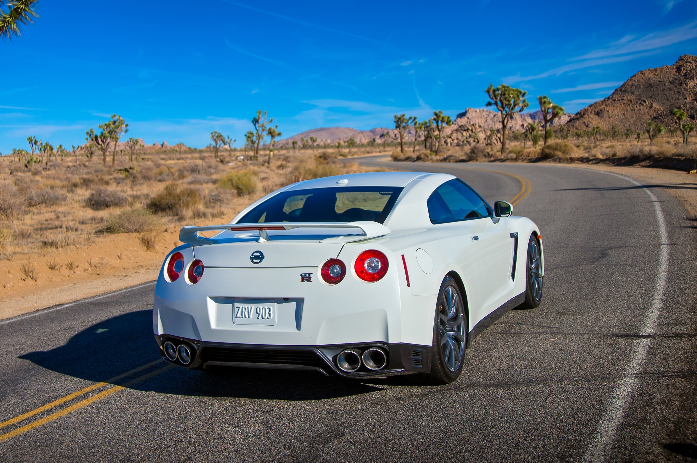 2014 Nissan Gt R Special Edition