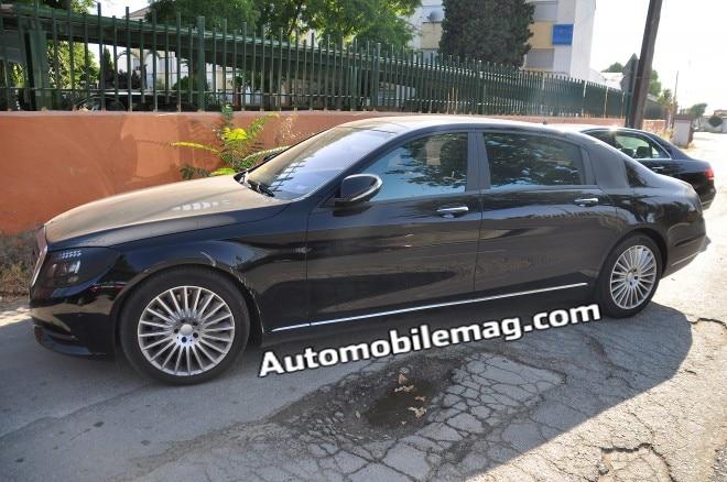 2015 Mercedes Benz S Class XL Profile 21 660x438