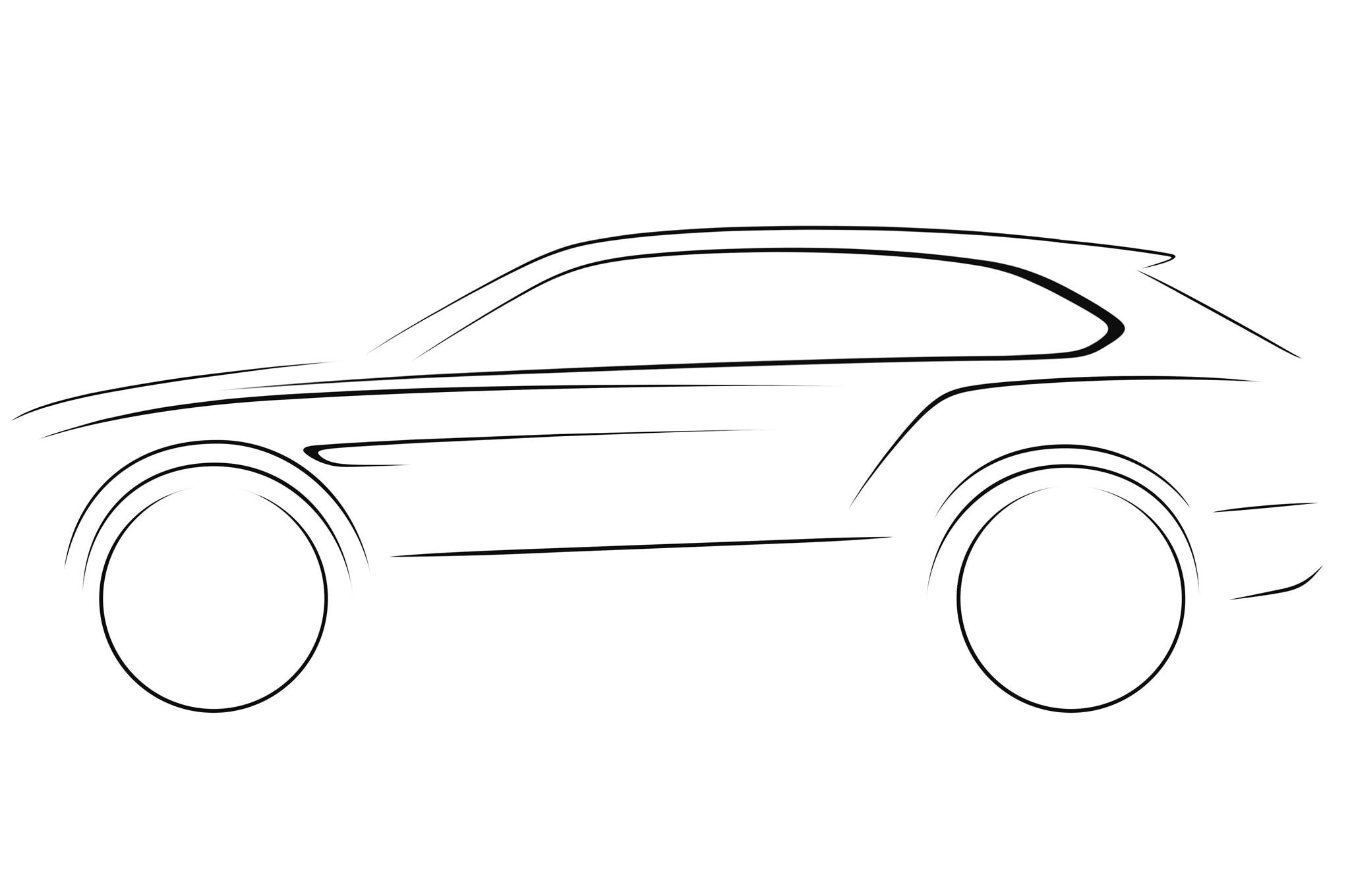 2016 Bentley SUV Teaser Image1