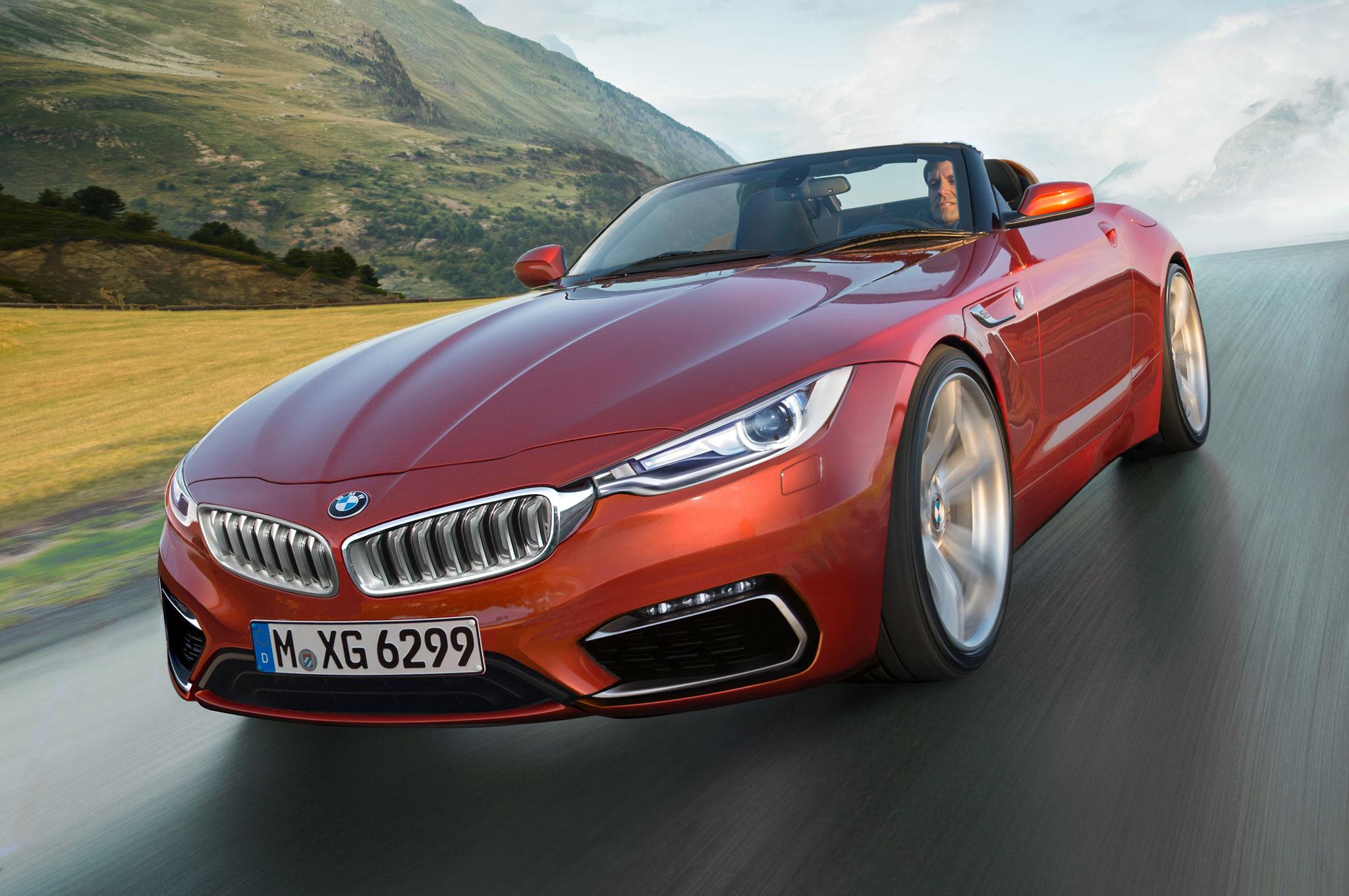 BMW Z41