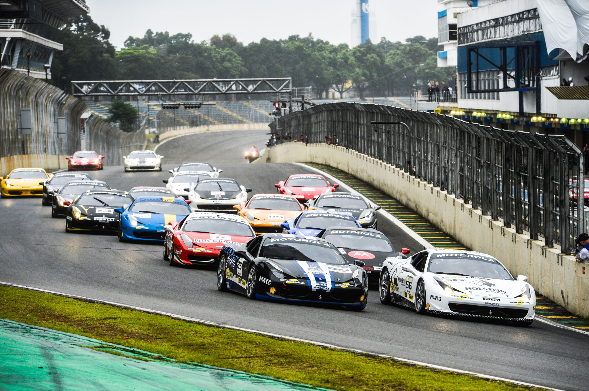 Ferraris On Track1