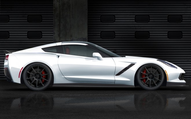 Hennessey Performance 2014 Chevrolet Corvette Profile1 660x413