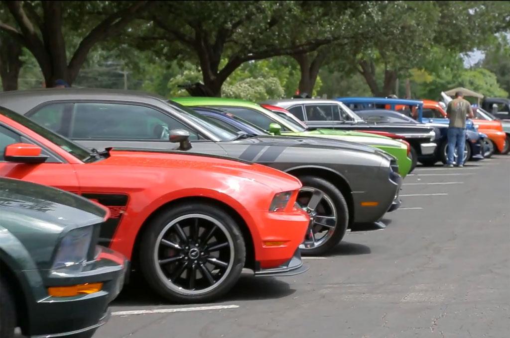 Hot Rod Power Tour 2013 Car Lineup1