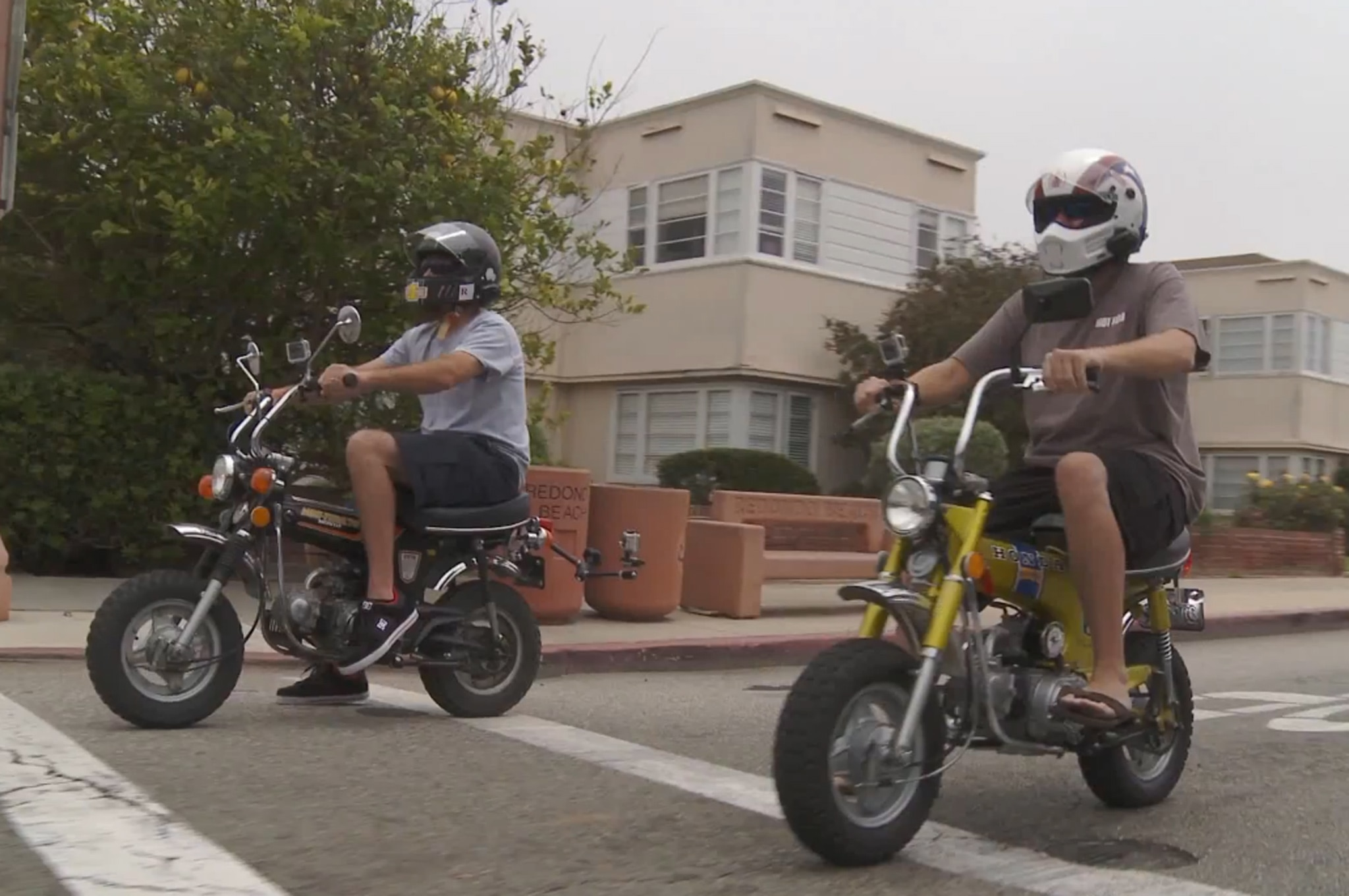 Hot Rod Editors On Honda Mini Bikes Screen Grab1