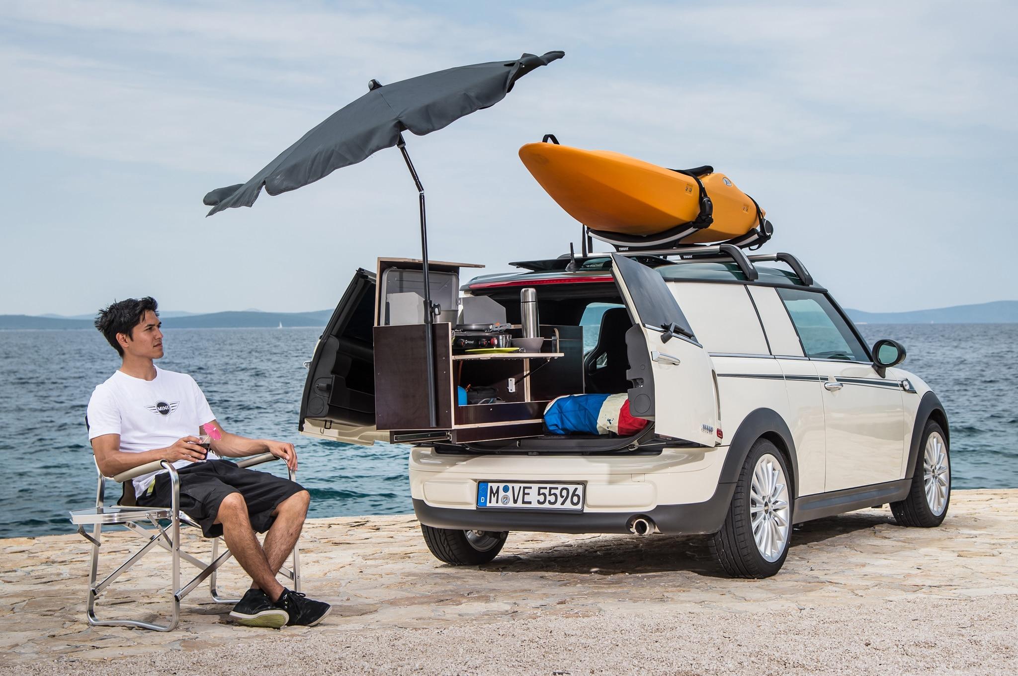 Mini Clubvan Camper 11