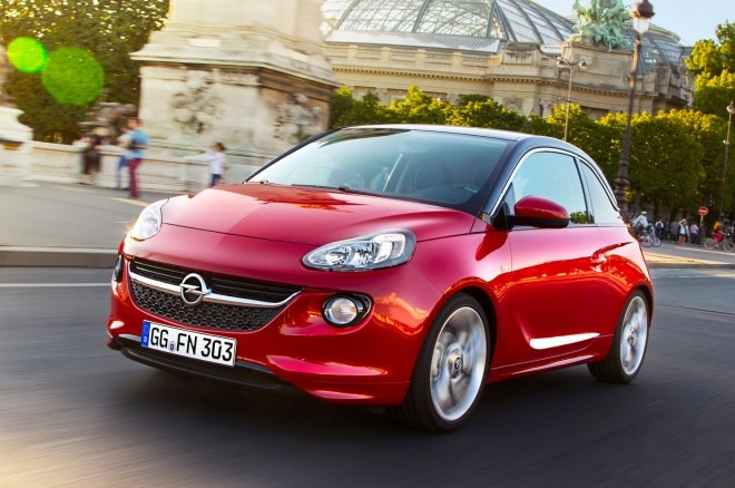 Opel Adam Left Front Angle1 660x438