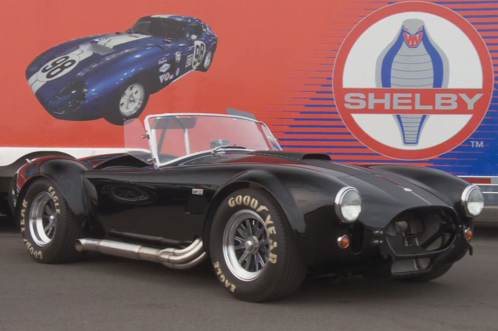 Shelby 427 Cobra Black1