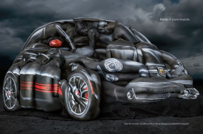 The Human Fiat 500 Abarth Front Three Quarter1 660x438