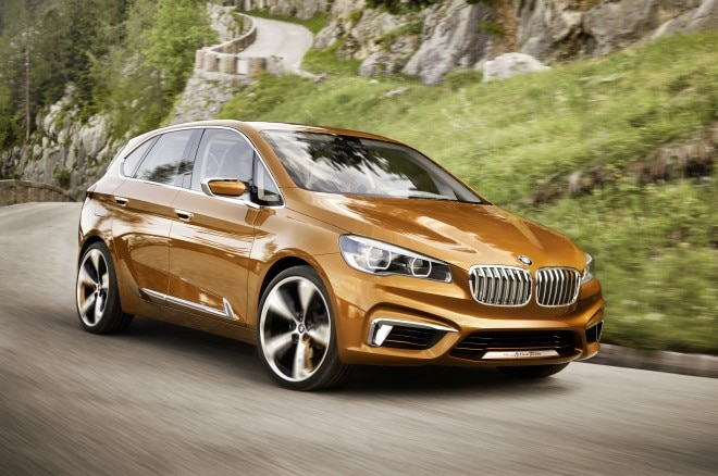 Bmw Concept Active Tourer Outdoor Front Three Quarters1 660x438