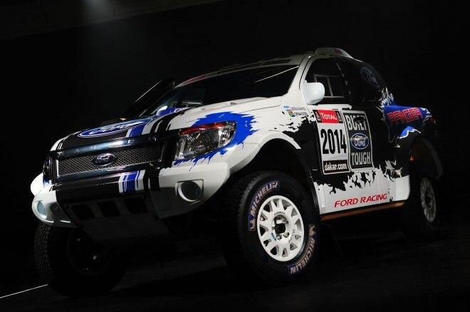 Ford Ranger Dakar 11 660x438