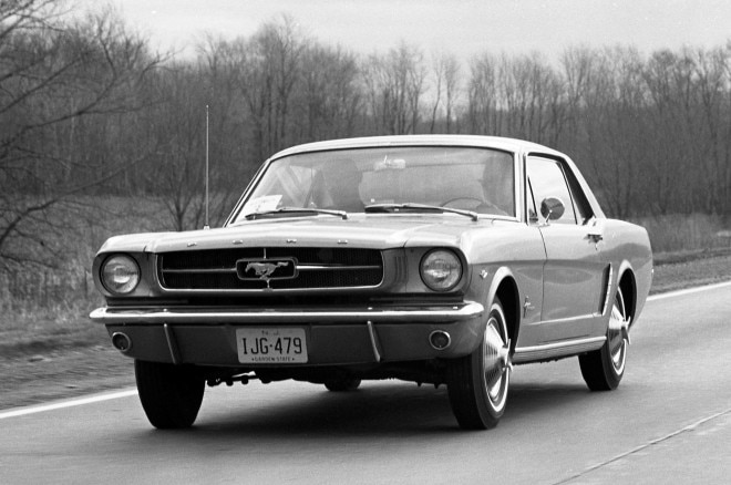 1964 Ford Mustang Front Three Quarter1 660x438