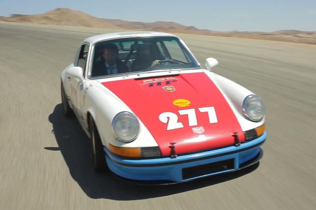 1971 Porsche 911 On Track1
