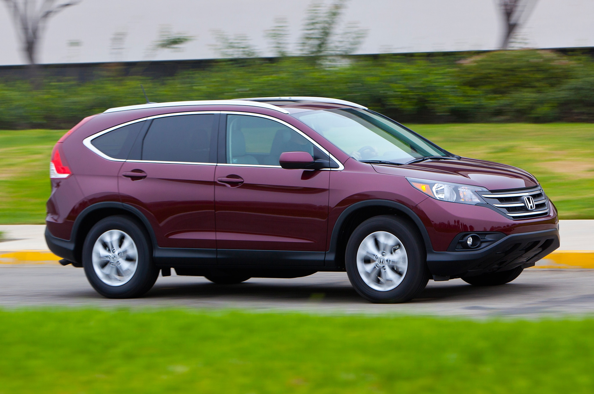 2012 Honda CR V Right Side11
