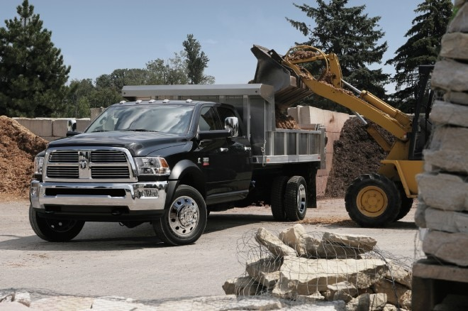 2012 Ram 5500 Chassis Cab Front Three Quarter 31 660x438