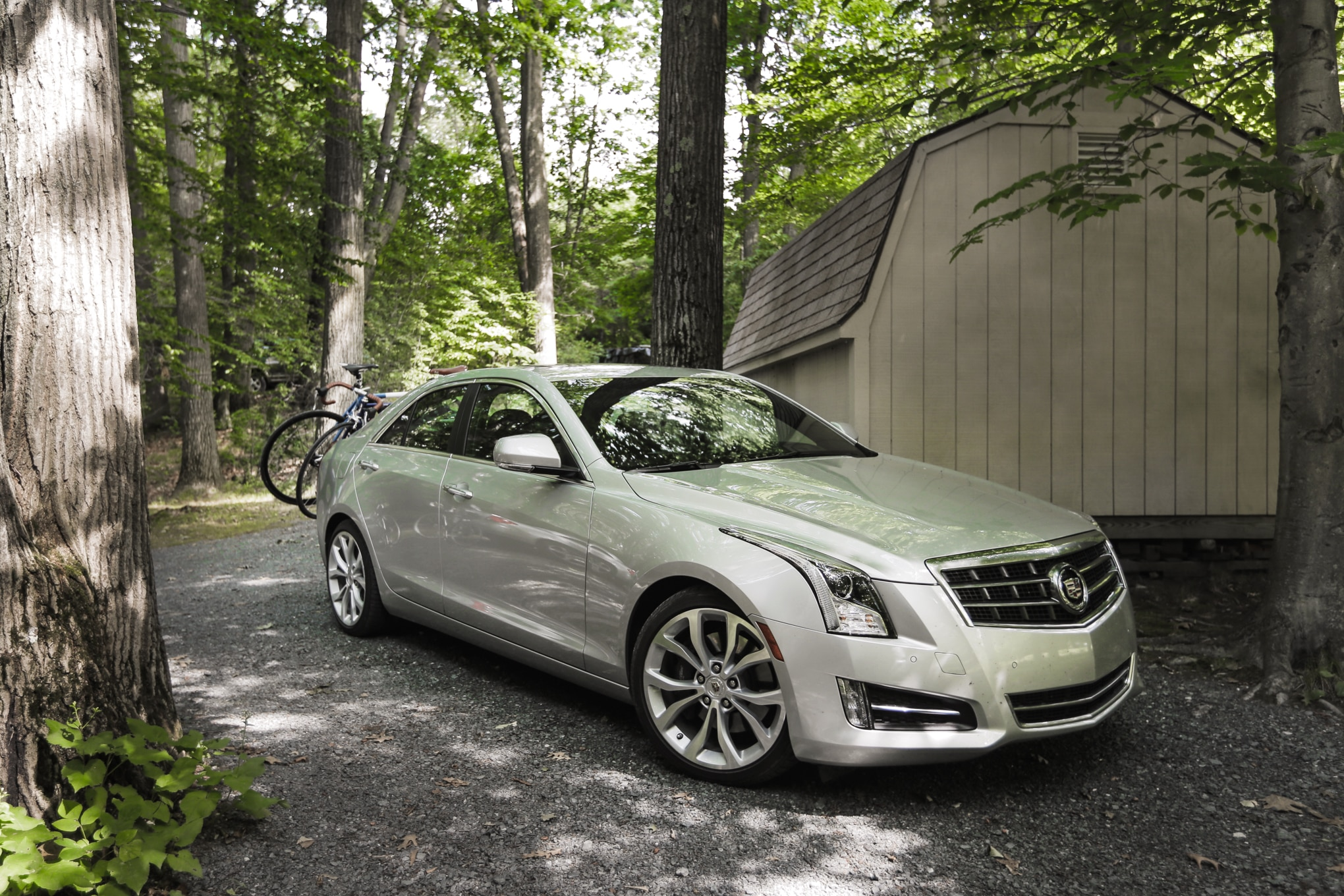 2013 cadillac ats four seasons update august 2013 automobile magazine. Black Bedroom Furniture Sets. Home Design Ideas