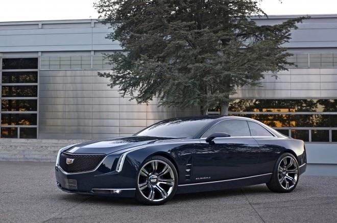 2013 Cadillac Elmiraj Concept Front Three Quarter11 660x438